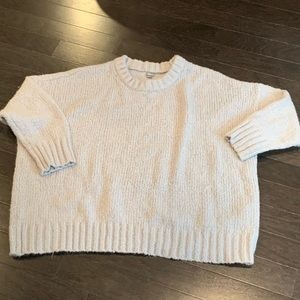 Aerie oversized sweater size lg